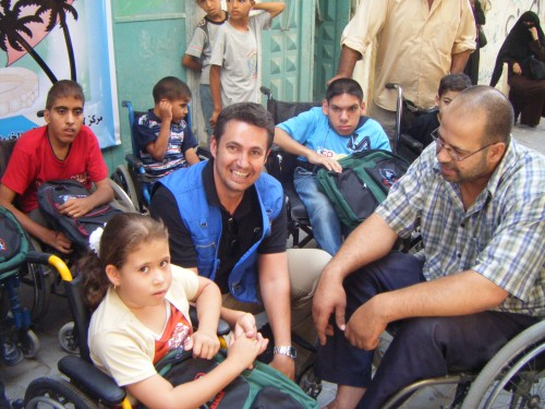 Gaza Rafah Abu Refugee camp Sept 09.jpg